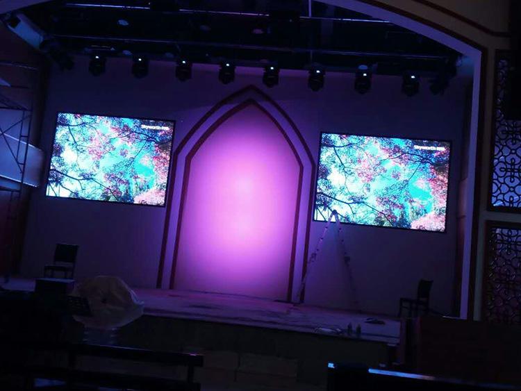 P4室内高清全彩显示屏